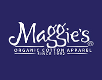 Maggie's Website Concept