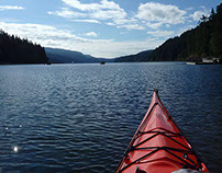 Sea Kayaking the Gateway to Desolation Sound
