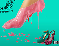 Emmett Heels Ad Campaign