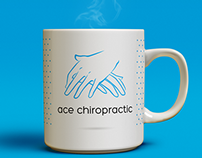 Chiropractic Logo and Product Design