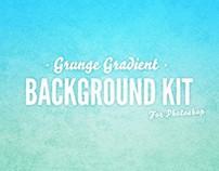 Grunge Gradient Background Kit