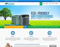 American Coolling WEB DESIGN