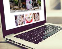 Web Design | Zardin Secret
