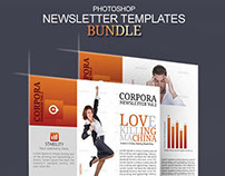 Newsletter Ideas Photoshop Templates