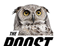 The Roost Poster Design