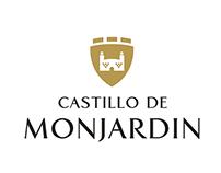 Bodegas Castillo de Monjardín - Diseño web