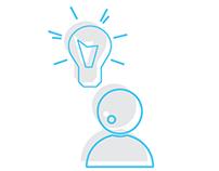 outprint - redesign de suportes de comunicação