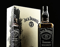 Jack Daniel's packaging concept 2010