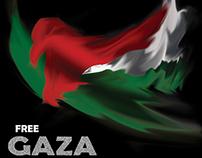 FREE GAZA, I pray for Gaza to be free forever