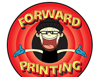 Forward Printing - Looney Toons Theme