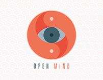Open Mind asd - corporate identity