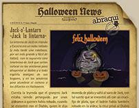 Halloween Mailing
