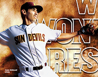 2013 Sun Devil Baseball Senior Posters