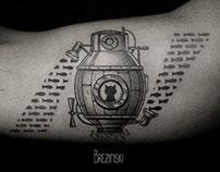 Tattoos by Brezinski 2014 part 3