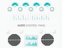 Control Panels for Freepik