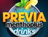 La Previa Menthoplus / Arcor
