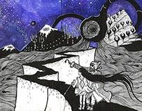 cosmic short story