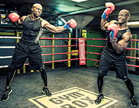 Terry Crews for Men's Fitness