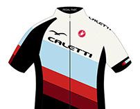 Team Caletti 2013 Cycling Kit