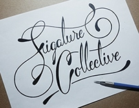 Hand Lettering | Ligature Collective