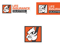 Life Insurance Logo & Website