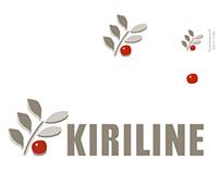 Logotype for Tiina Sillar textile studio