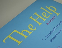 The Help book cover redesign.