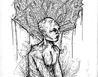 Sketch Book- Madness