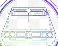 Phi Theta Kappa Car Show 2014 Flyer
