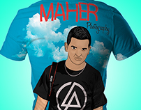 Maher's T-shirt :)