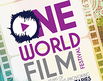 One World Film Festival - Poster Contest
