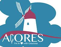 Azores T-shirt Designs