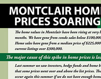Evergreen Realty - Montclair Postcard