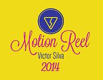 2014 Motion Reel