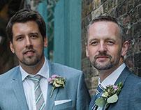 Steven and Rainier's wedding