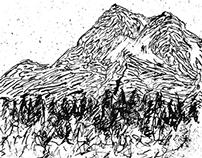 Ink Landscapes