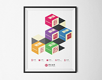 The 5 Core Value Poster | Bank of China