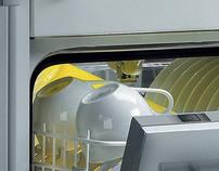 Dishwasher Design Proposals for Fagor (2007)