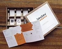 SabiaSabiá - jogo de tabuleiro