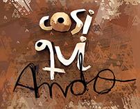 Cosiquiando - Libro / CD -Ilustraciones