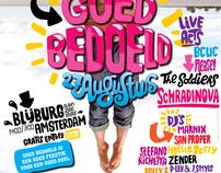 Ubuntu's 'Goed Bedoeld Festival' 2011 at Blijburg