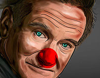 Robin Williams homenaje