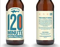 Dogfish Head Minute Series Redesign