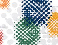 Visual identity for Universidad Nacional de Colombia