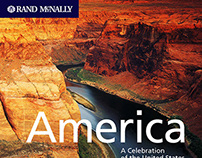 """America"" Book Cover"