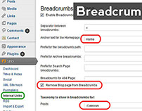 Adding Breadcrumbs To WordPress Site - A Basic Guide