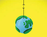 People's Climate March Poster Finalist