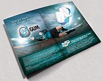 Desenv. de Produto/  Campanha de lançamento 24GUM.