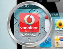 Vodafone // Rainbow app