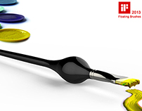 Floating Brushes